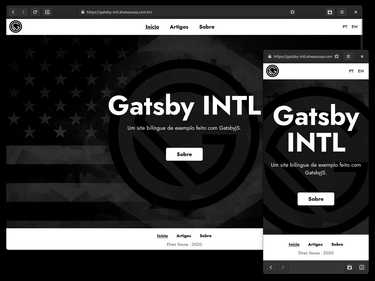 Gatsby INTL
