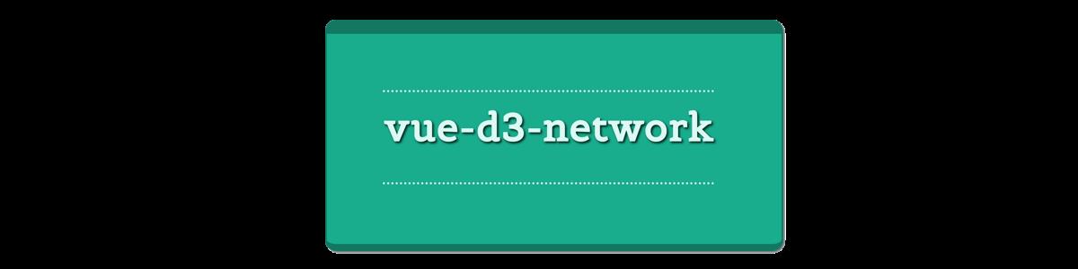 vue d3 network