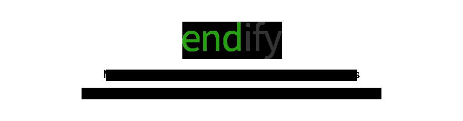 Endify logo