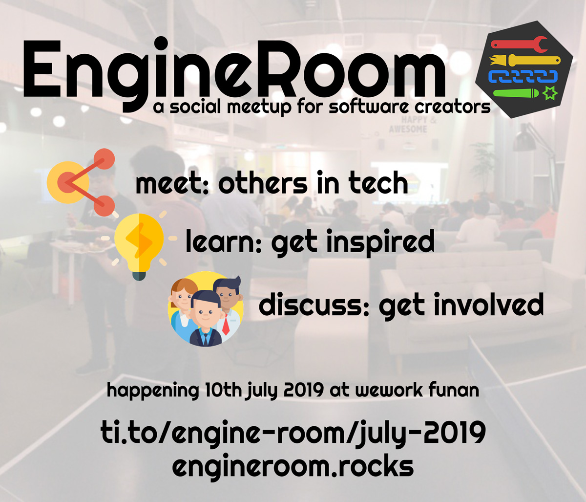 EngineRoom July 2019 Edition