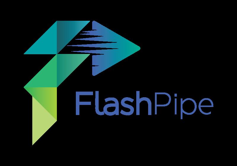 FlashPipe Logo