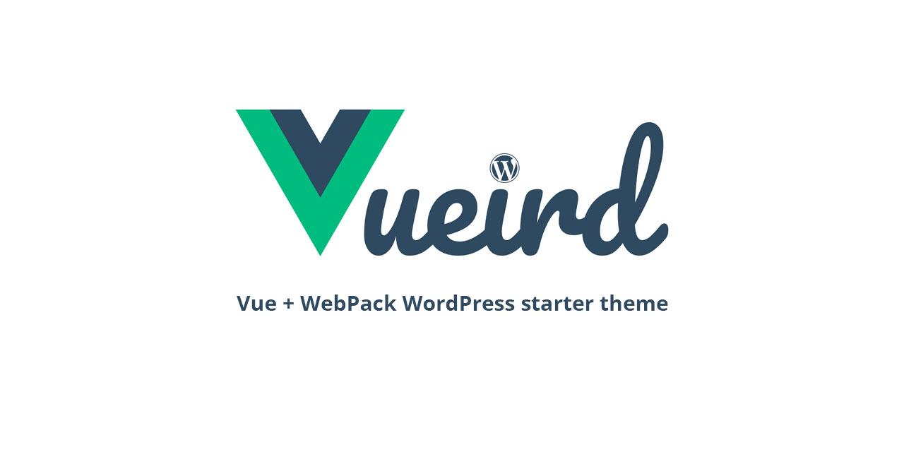 Vueird Logo