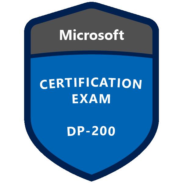 Exam DP-200: Implementing an Azure Data Solution