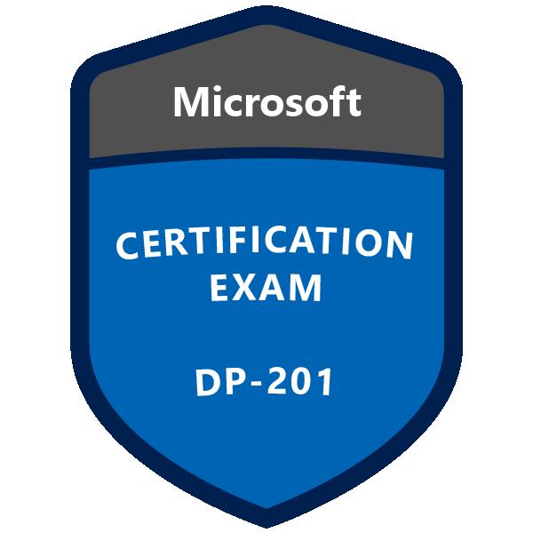 Exam DP-201: Designing an Azure Data Solution