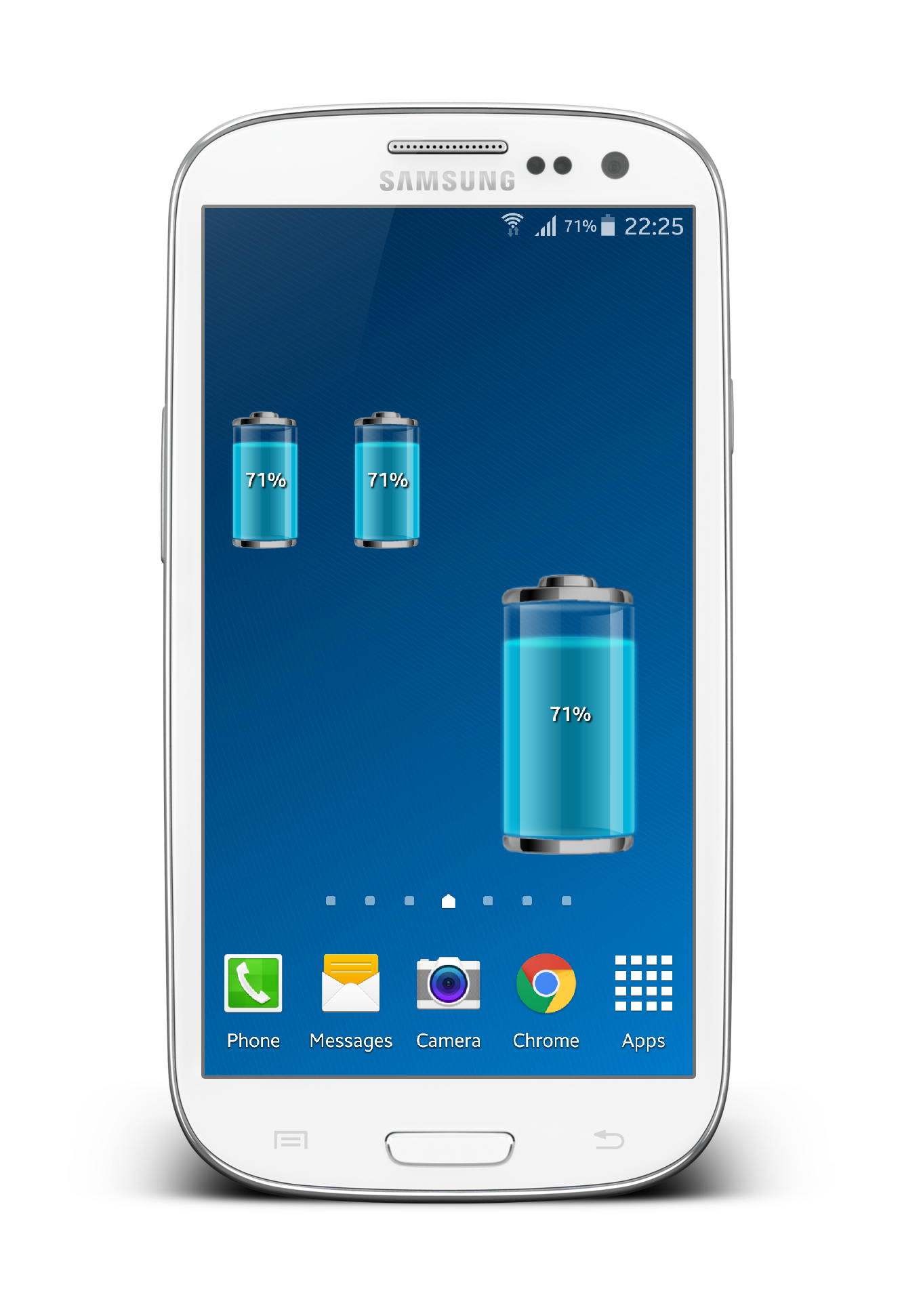 Android battery widget battery widget indicator for - Er finestra android ...
