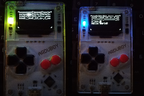 Erwin's Arduboy Collection