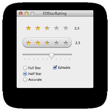 EDStarRating