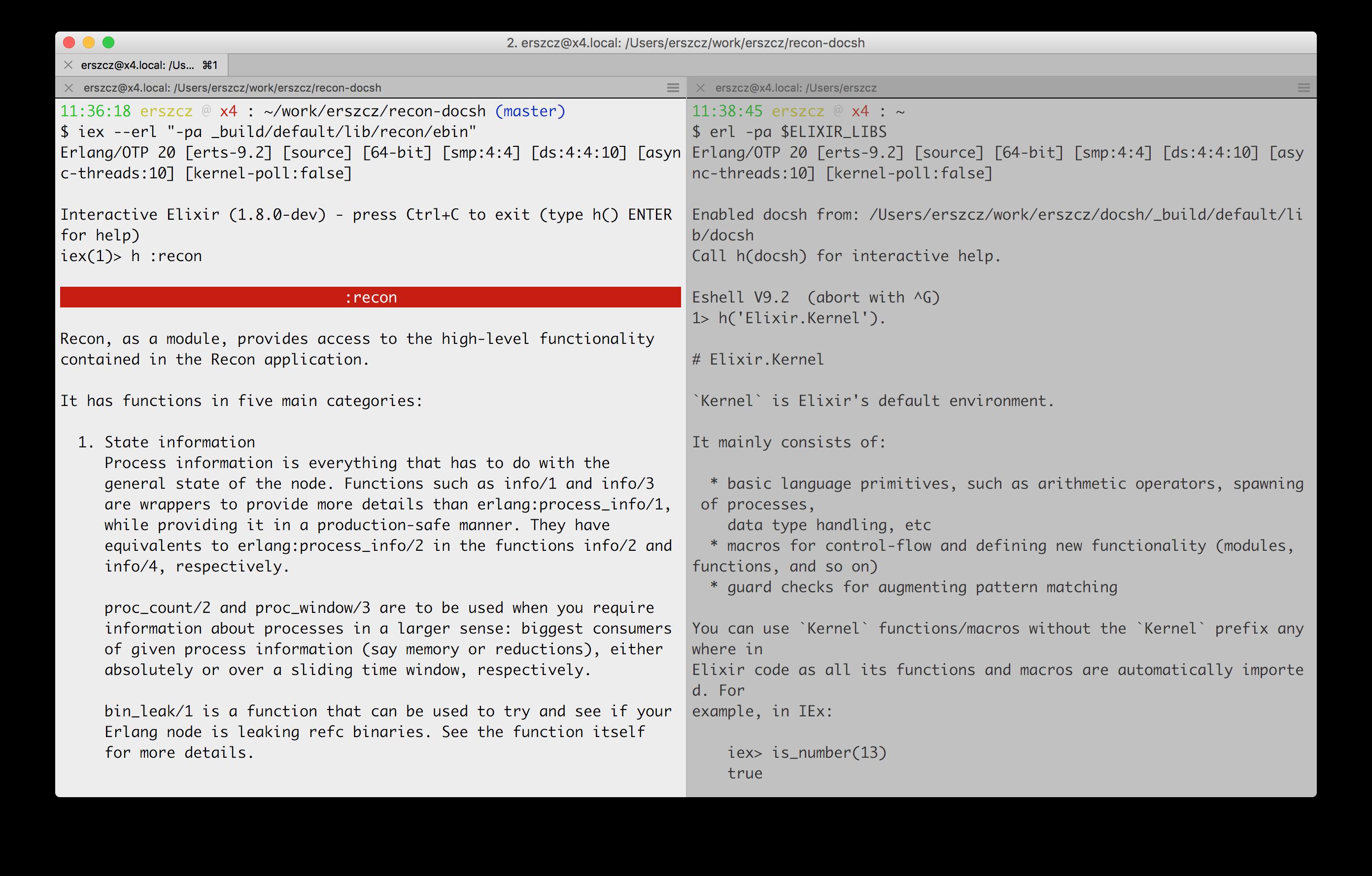 Support EEP 48 Docs chunk · Issue #1842 · erlang/rebar3 · GitHub