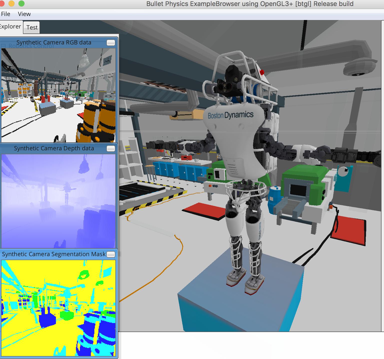 GitHub - erwincoumans/pybullet_robots: Prototyping robots