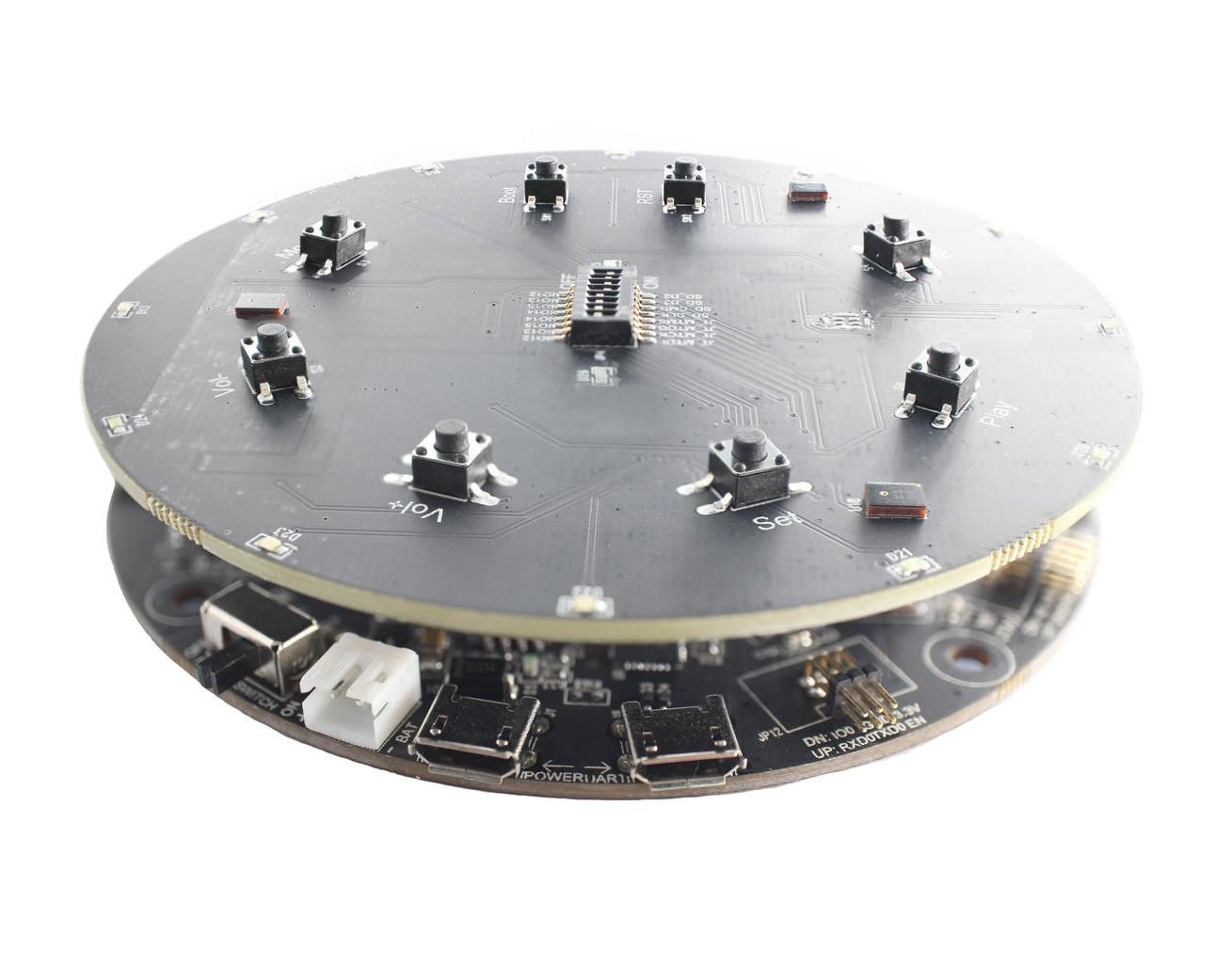 ESP32-LyraTD-MSC Development Board