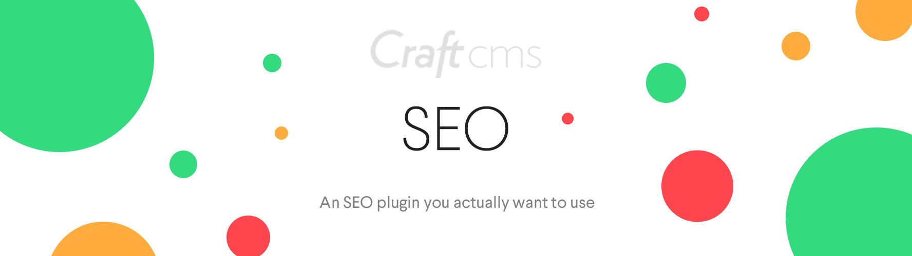 SEO for Craft CMS