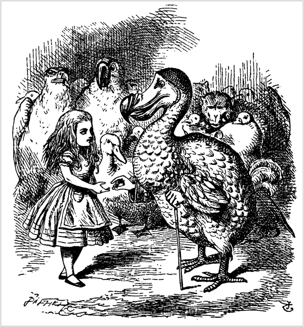 Illustration fromAlice's Adventures in Wonderland by John Tenniel