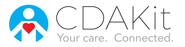 CDAKit Logo