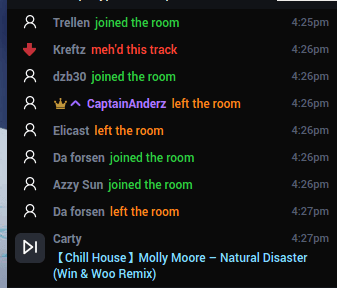 Chat Notifications