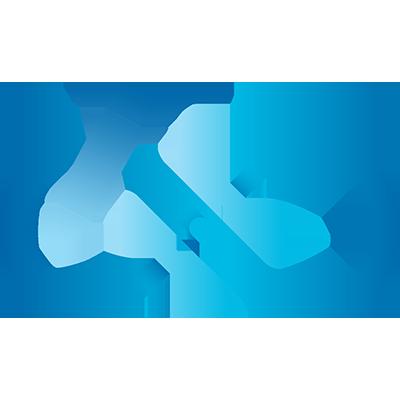 蓝眼博客logo