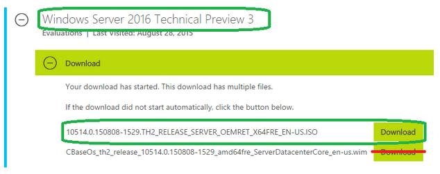 Walkthrough: Docker Engine for Windows Server by ezeeetm