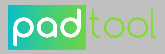 Screenshot of a logo slide