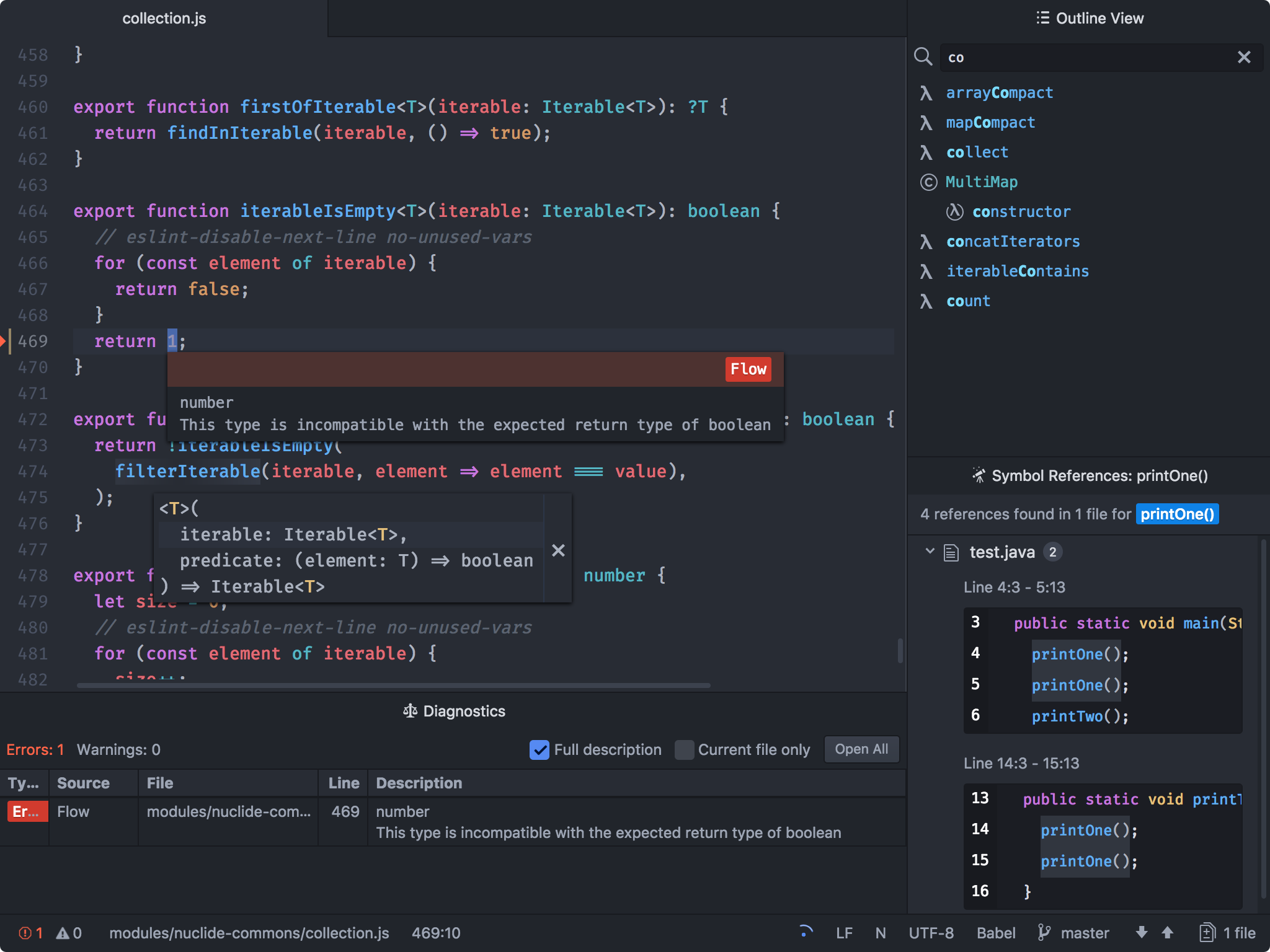 GitHub - facebookarchive/atom-ide-ui: A collection of user