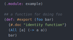 Syntax Highlighting Illustration