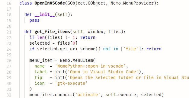 Python Sample