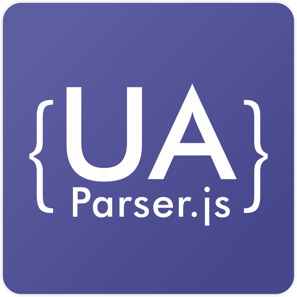 Github Faisalman Ua Parser Js Uaparser Js Javascript Library To Detect Browser Engine Os Cpu And Device Type Model From Useragent String Supports Browser Node Js Environment Also Available As Jquery Zepto Plugin Bower Meteor Package