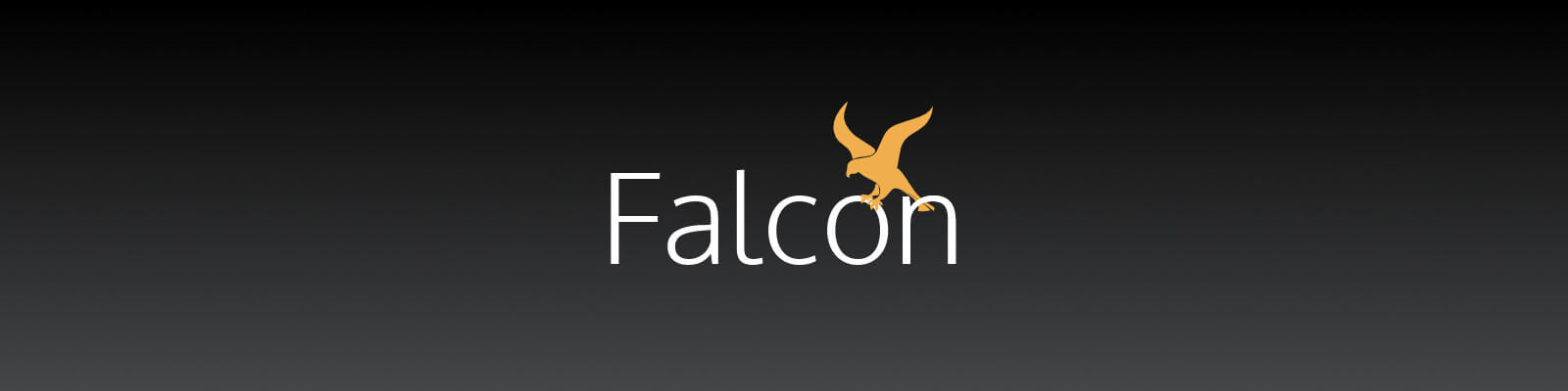Falcon web framework logo