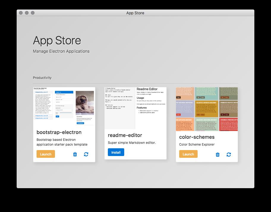 app-store - npm