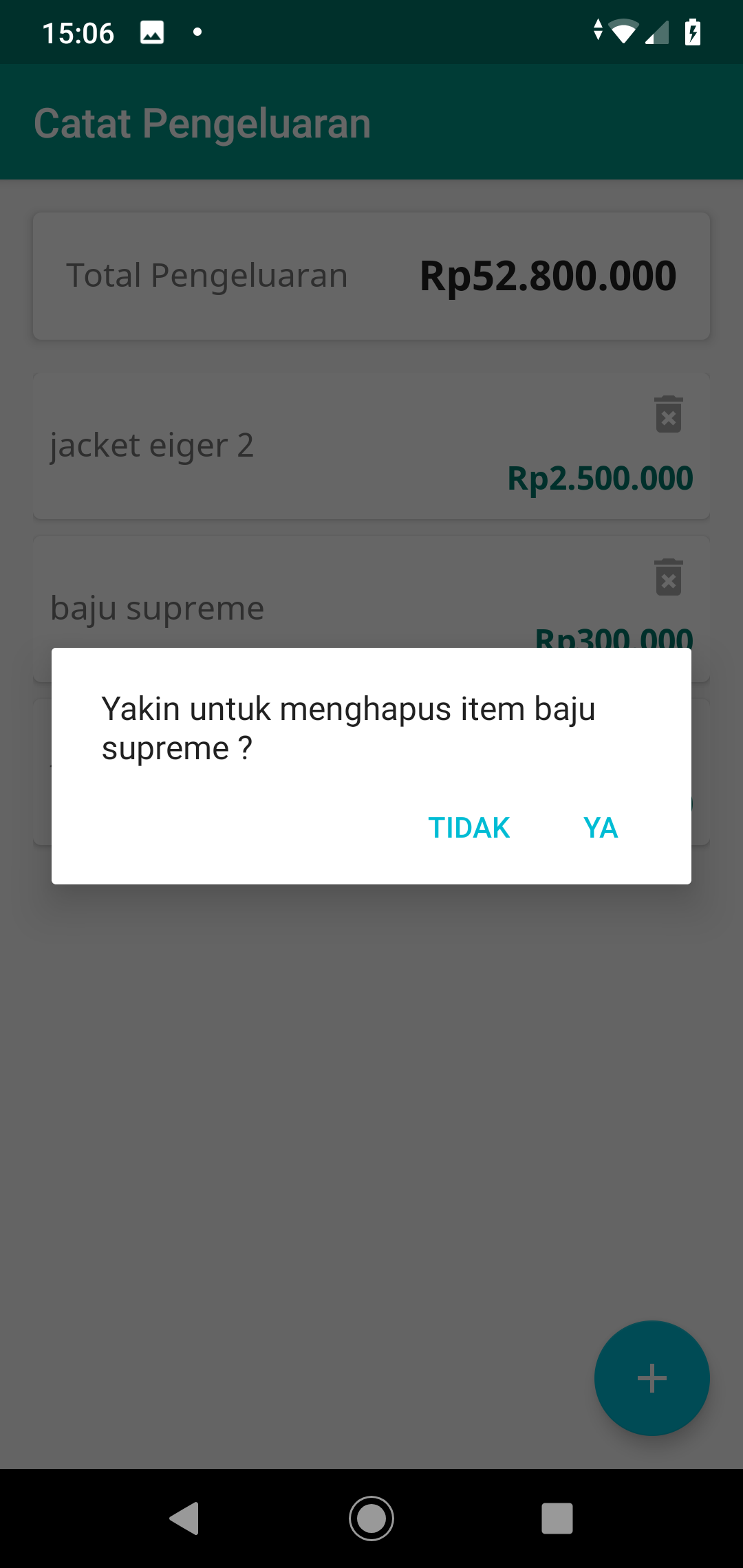 Cara Membuat CRUD SQLite Database Android Studio
