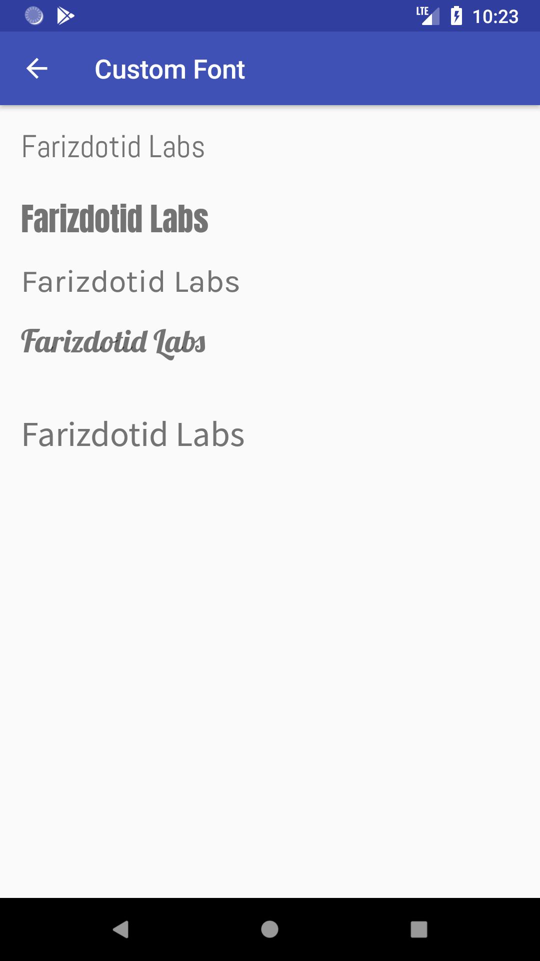 DownloadCara Membuat Custom Font Pada Aplikasi Android