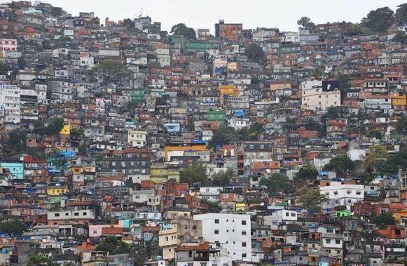 巴西棚户区