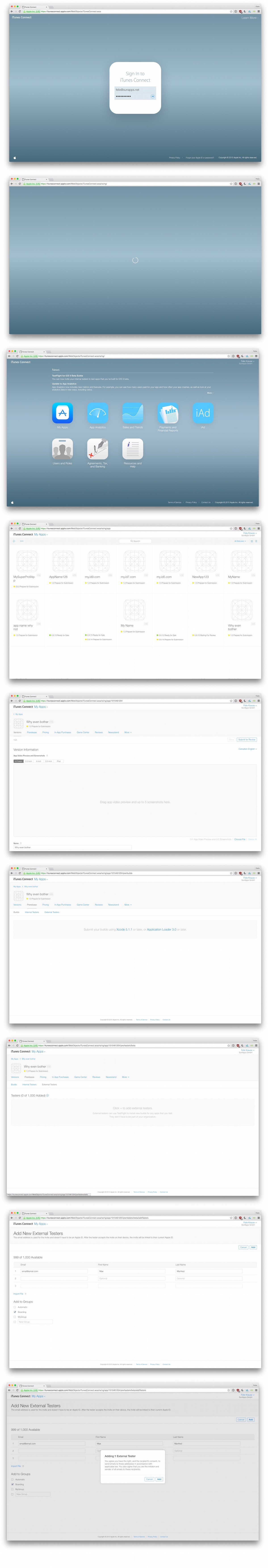 GitHub - fastlane/boarding: Instantly create a simple signup
