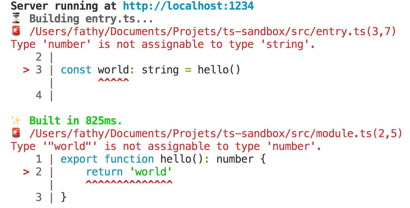 parcel-plugin-typescript - npm