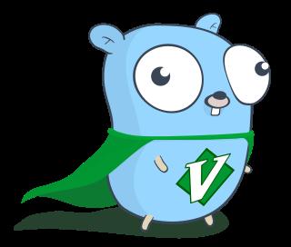 Vim-go logo