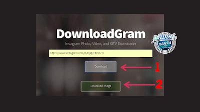 كيفية تحميل صور و الفيديوهات من انستقرام اونلاين بدون برامج