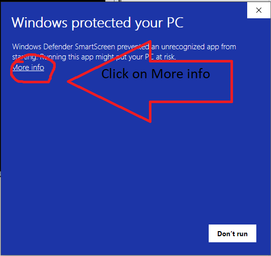 Win 10 Screenshot 1