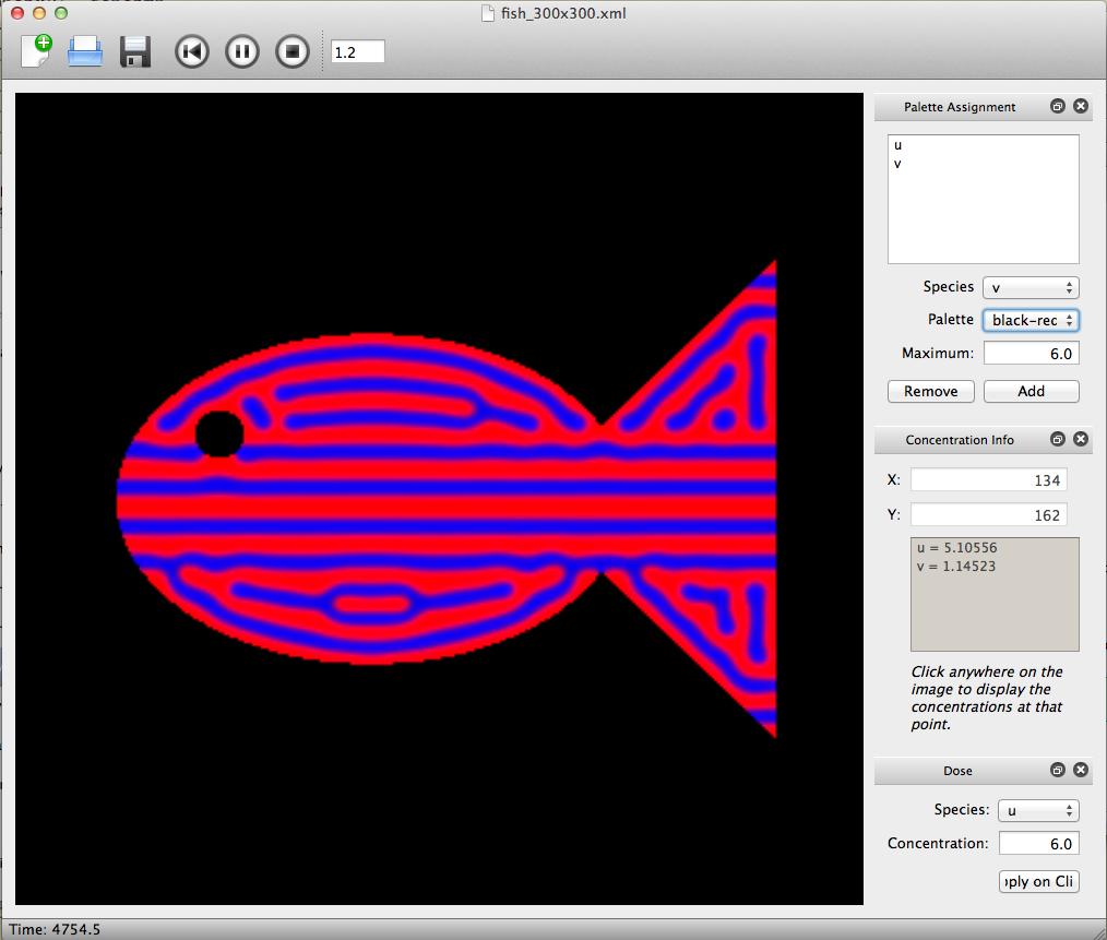 SpatialUI, the interface