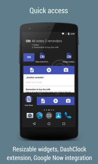 Code source App OmniNotes