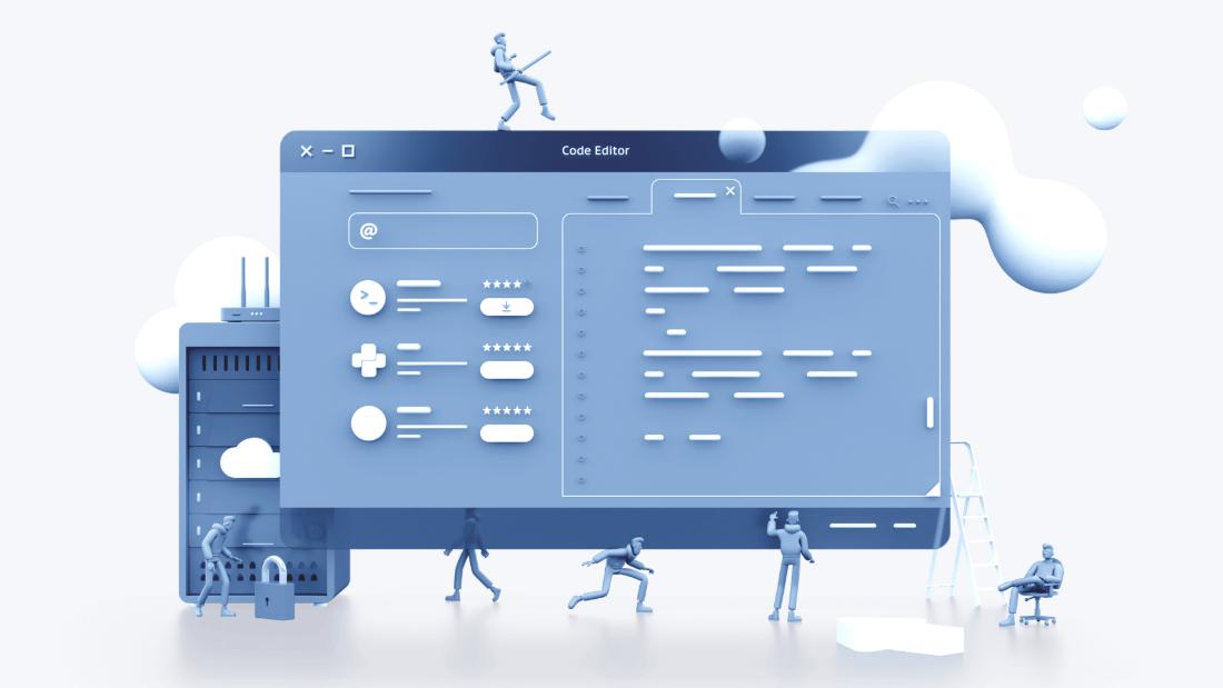 Coder:进击的服务器 Web 版 VSCode