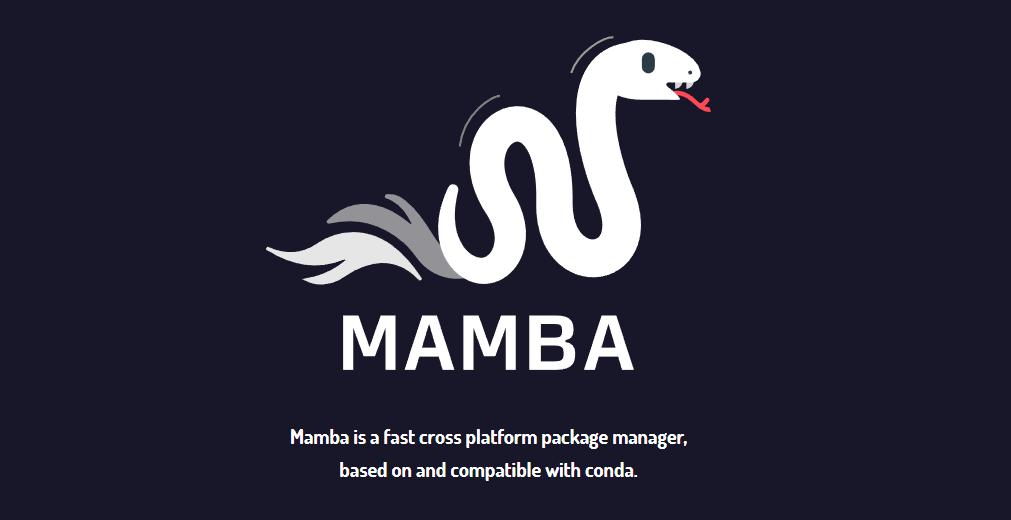 极速安装软件的升级版 conda