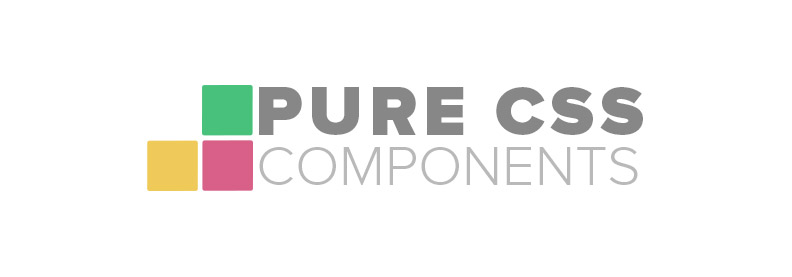 Pure CSS Components Logo