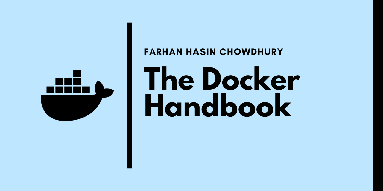 The Docker Handbook Cover