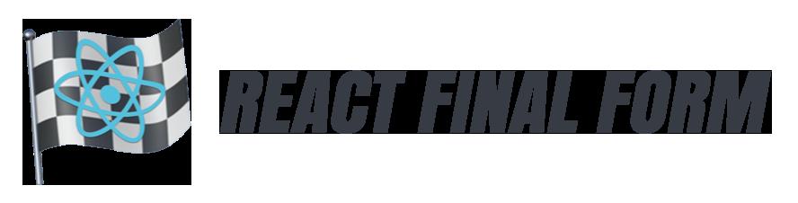 React Final Form
