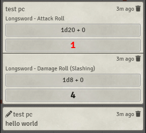 Merge with other Rolls
