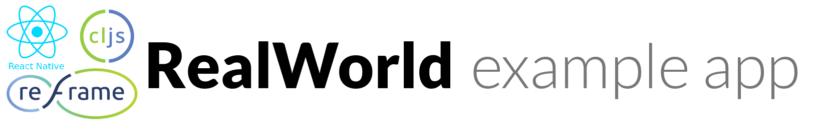 React Native (ClojureScript and re-frame)