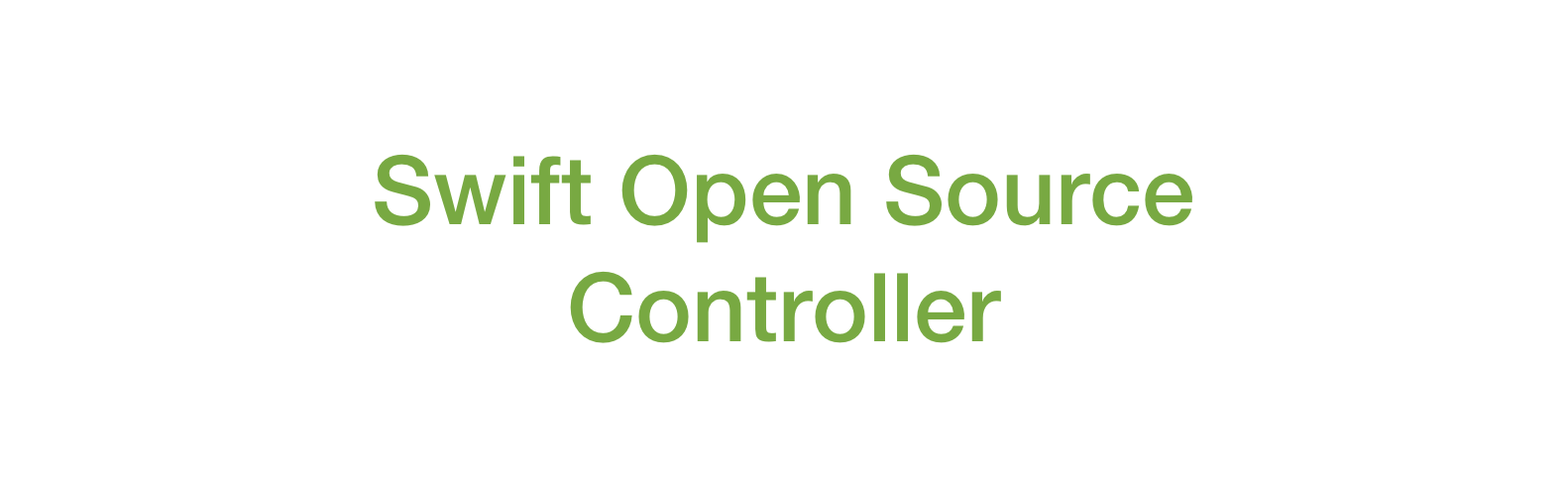 OpenSourceController