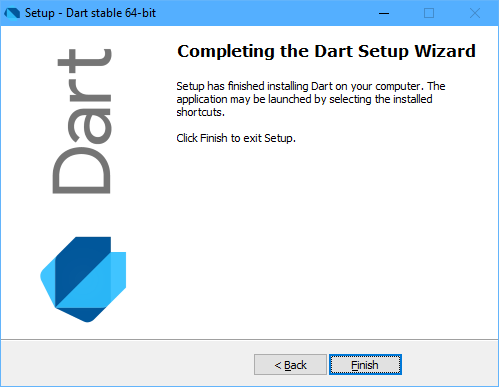 Dart Web SDK安装包