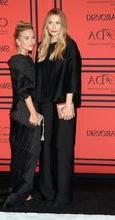 Elizabeth Olsen & Ashley Olsen