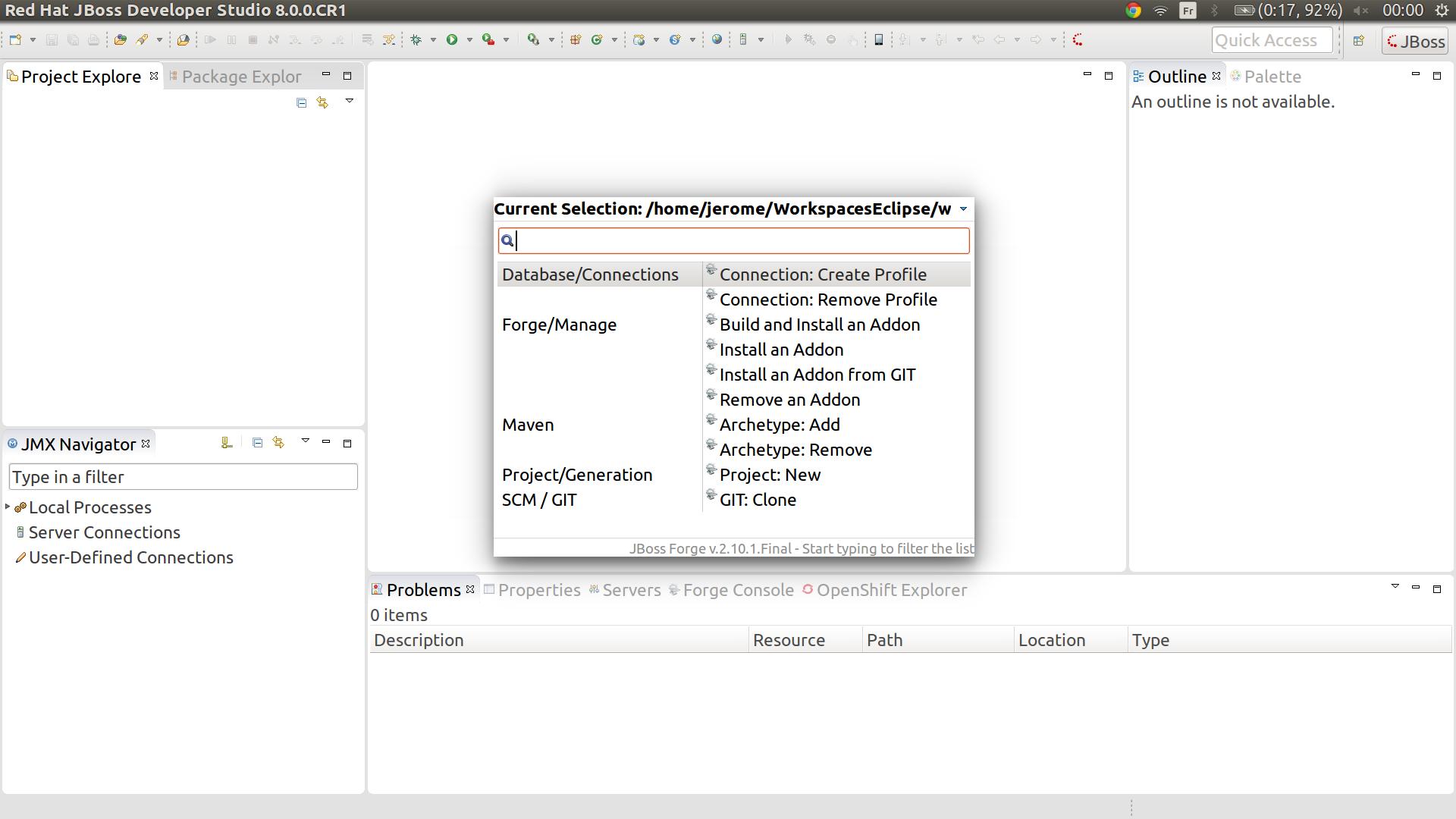 JBoss Forge 2, Java EE easily, so easily | JBoss Forge