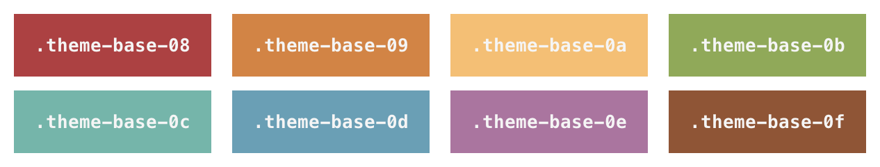 rehyde-x theme classes