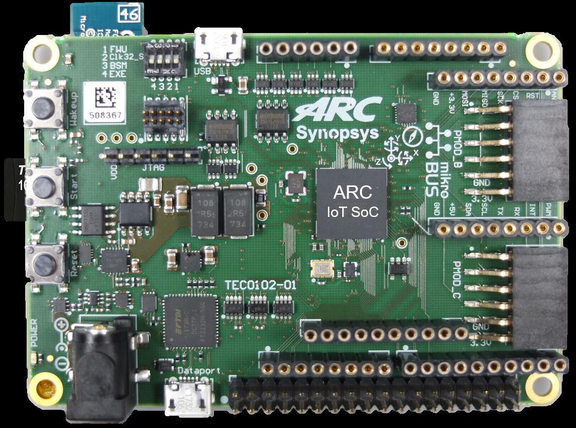 ARC IoT Development Kit
